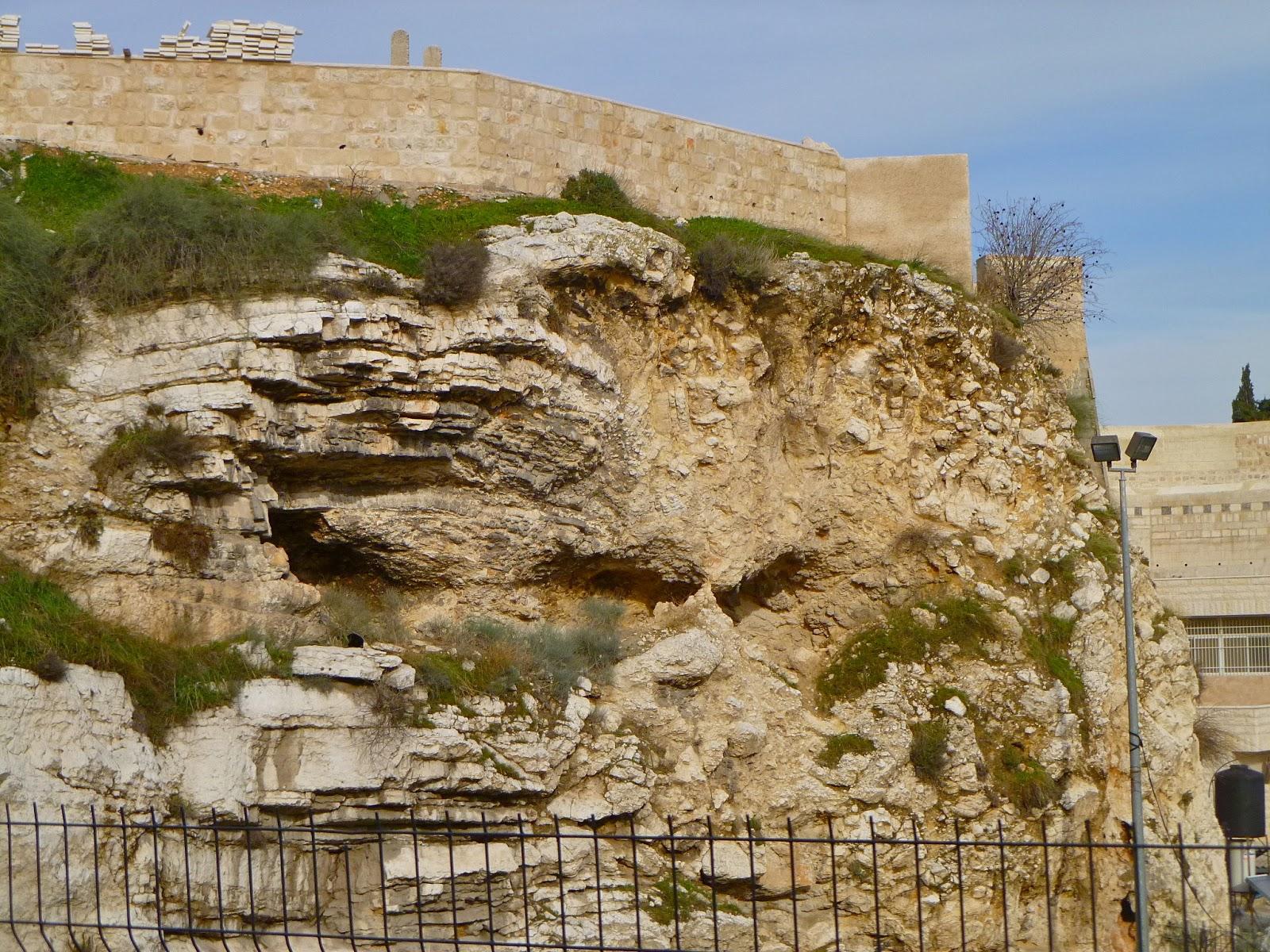 jetlogged easter sunday   garden tomb