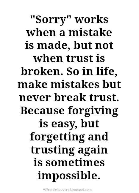 Break up quotes sorry Break Up