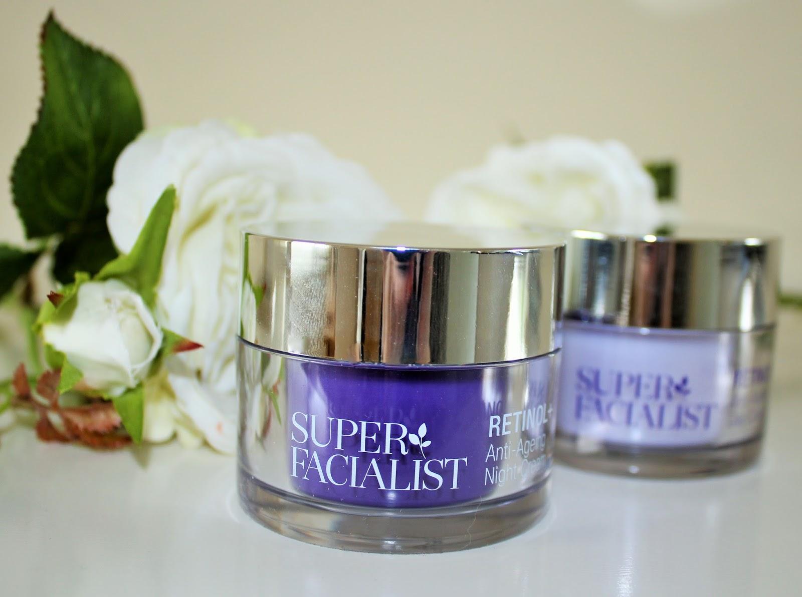 Super Facialist Retinol+ Anti-Ageing Skincare Range - 2