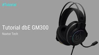 Cara menggunakan dbE GM300 di smartphone