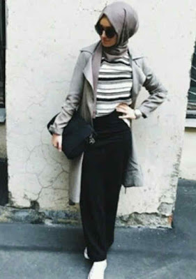 Jaket Wanita Panjang 2