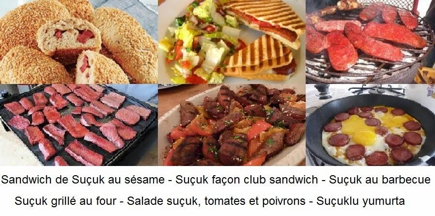 Manger turc la cuisine turque le ucuk saucisson turc - Comment faire griller du pain au four ...