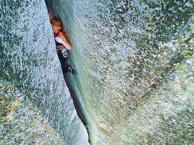 Cool Rock Climbing