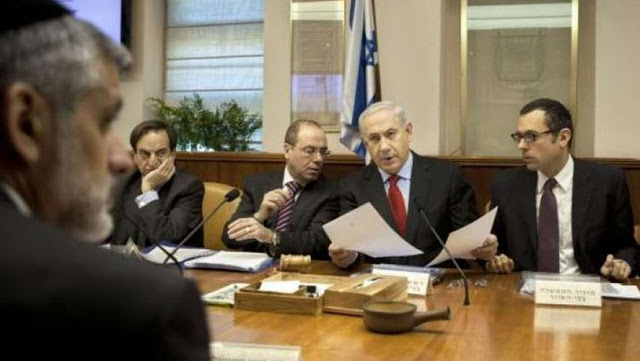 Israel Kewalahan Atasi Serbuan Layang-layang Api, Rapat Kabinet Netanyahu Perintahkan Serbuan Militer