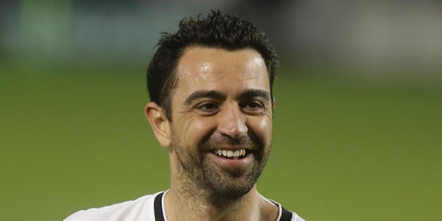 Legenda Barcelona Xavi : Saya Ingin Jadi Manajer Barcelona