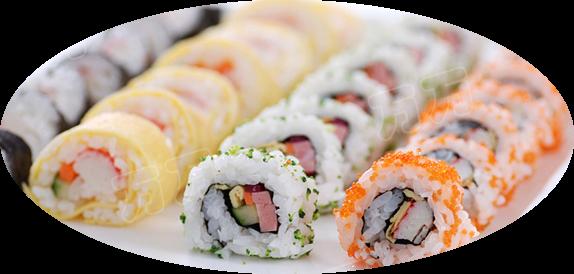 Sushi truyền thống Nhật Bản