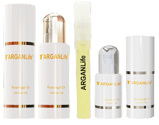 Argan Life Hair and Skin Care Products