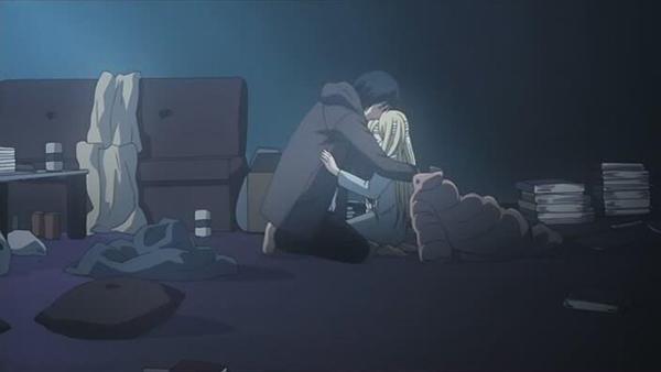 Hacimitsu to clover - Anime romance perempuan pendek lelaki tinggi