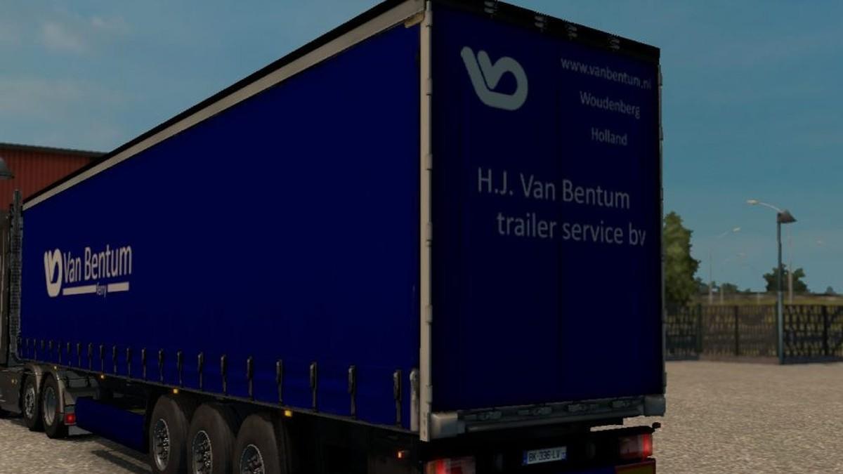 Trailer H.J. Van Bentum