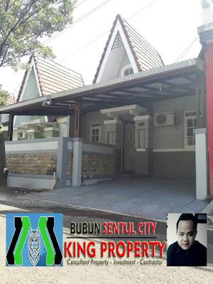 Rp.850 Jt Dijual Cepat Rumah Siap Huni Di Cluster Venesia Sentul City (Code:265)