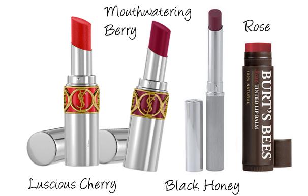 Lipstik untuk bibir yang kering