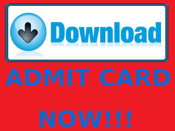 Admit Cards job alertt government private alert