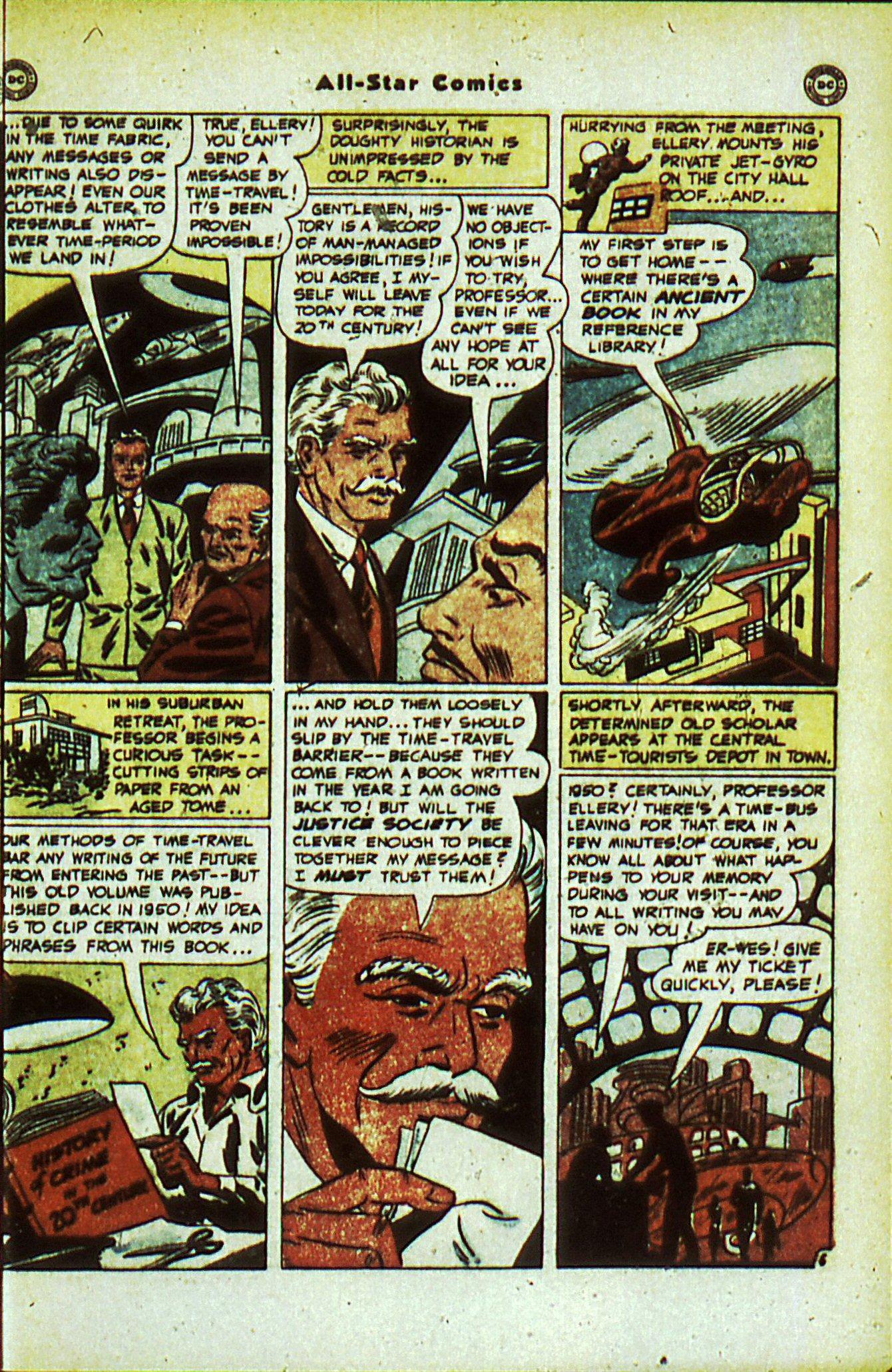 Read online All-Star Comics comic -  Issue #56 - 7