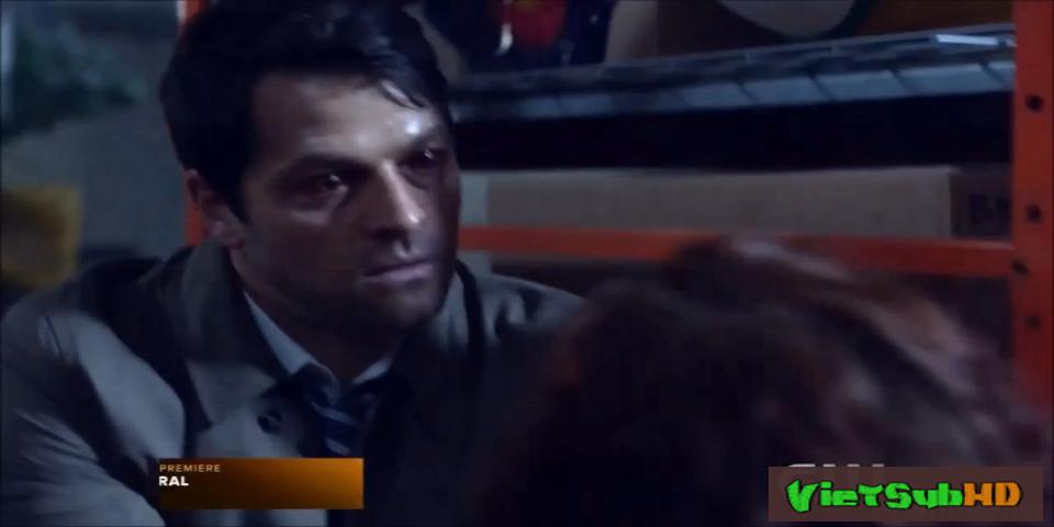 Phim Siêu Nhiên (phần 11) Hoàn Tất (23/23) VietSub HD | Supernatural (season 11) 2015