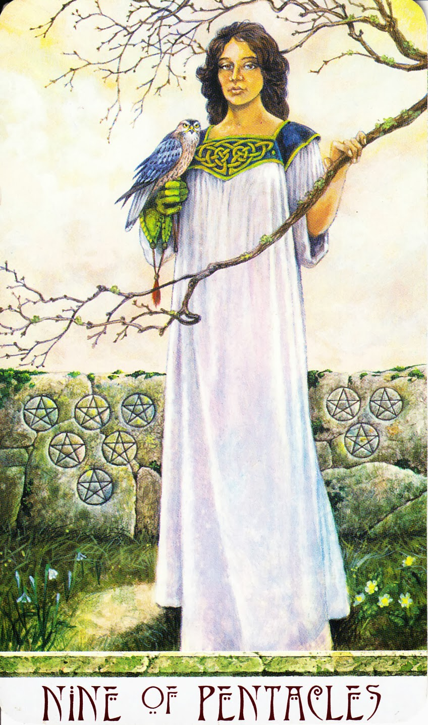 Rowan Tarot December 2012: Time To Grow