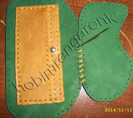 parchwork wallet
