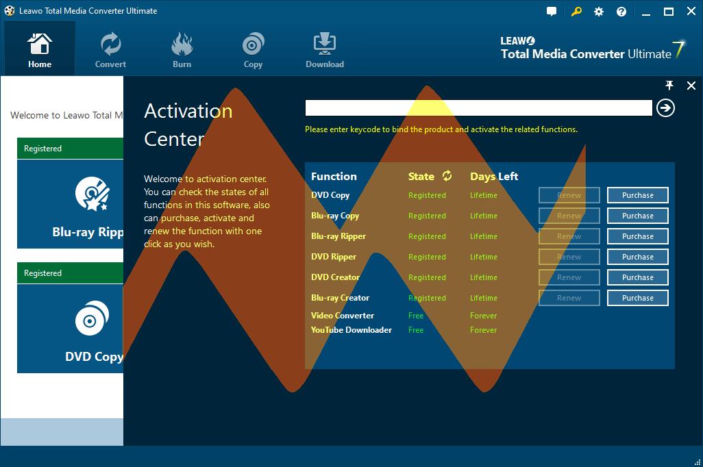 Leawo Total Media Converter Ultimate 7.1.0.8