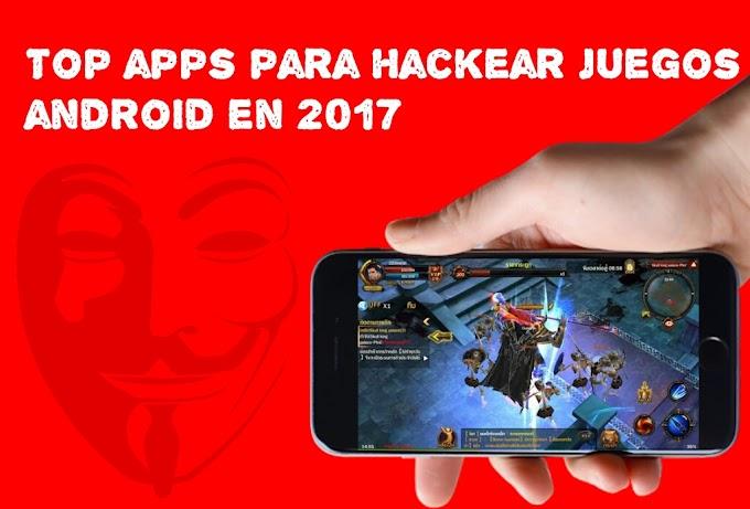 Top Apps para hackear juegos Android en 2019
