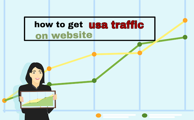 How To Get US Traffic On Website Hindi Me Jane