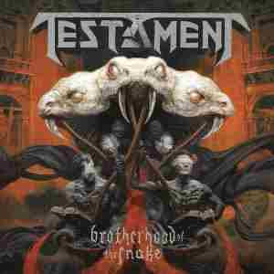 Testament - The Brotherhood of the Snake