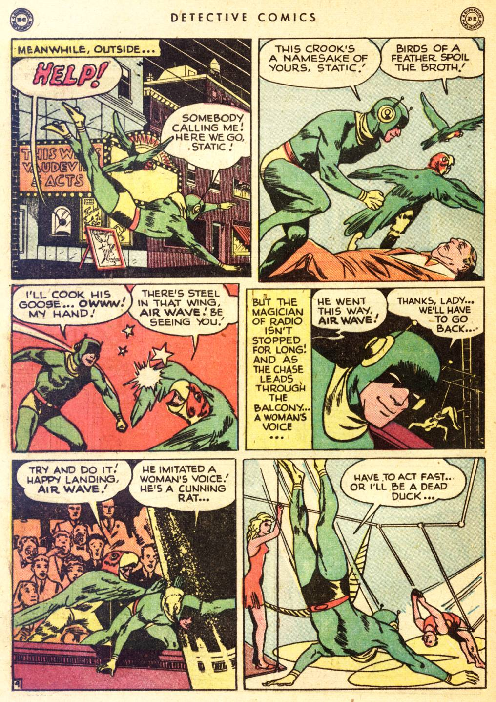 Read online Detective Comics (1937) comic -  Issue #131 - 28