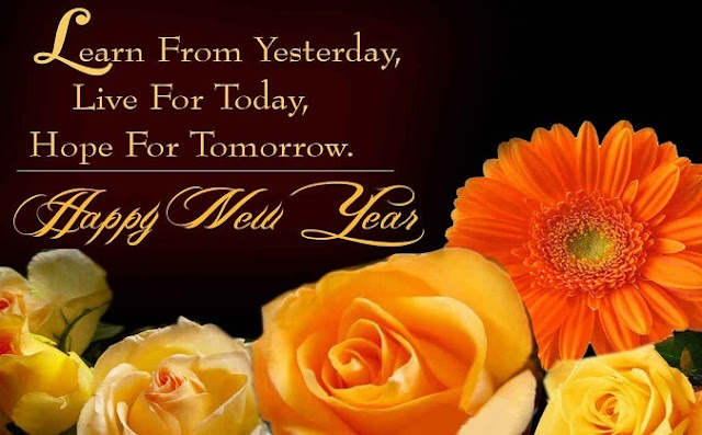 Haooy New Year 2016 Quotes for whats app
