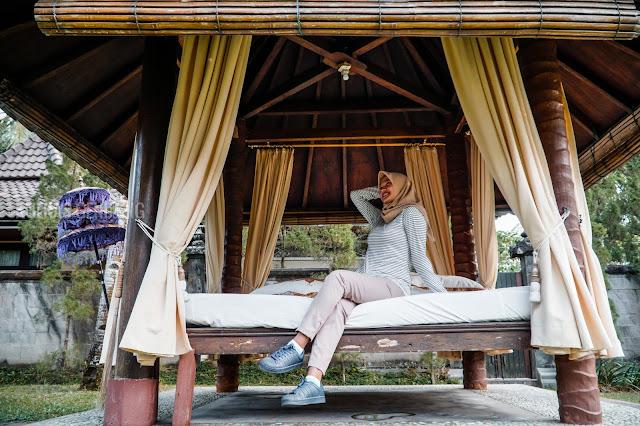 spot foto puri asri magelang