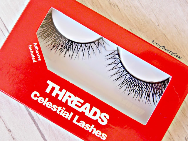 Threads Celestial False Eye Lashes Review