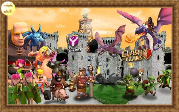 free direct download last version of Clash of Clans apk for android