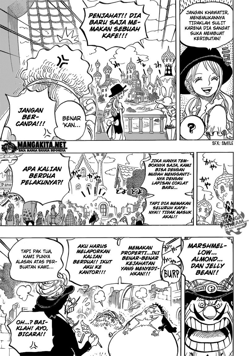 One Piece Chapter 827-10