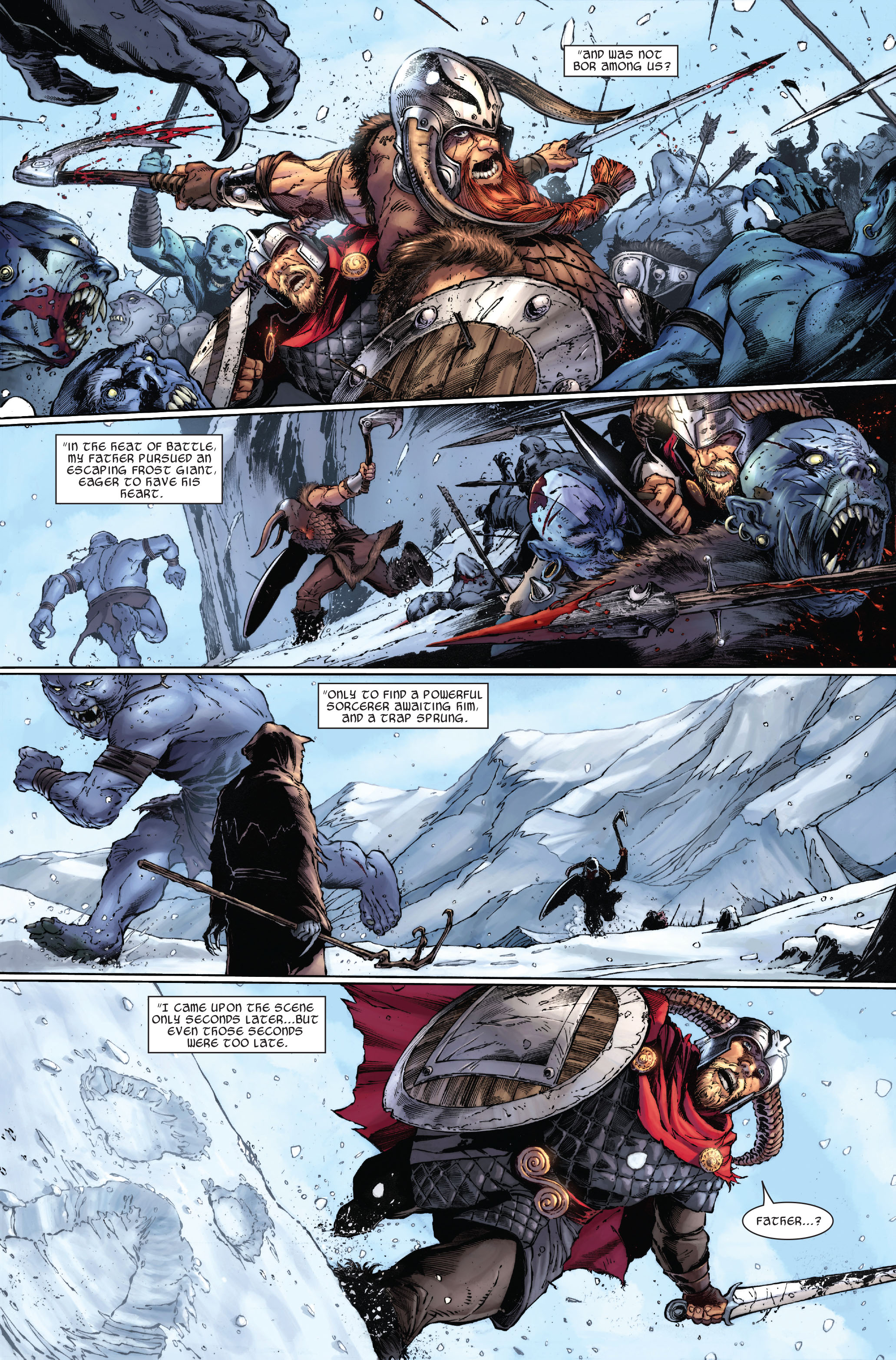 Thor (2007) Issue #7 #7 - English 20