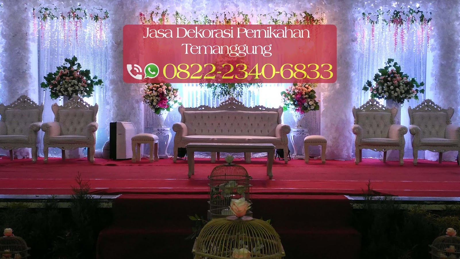 MURAH! (0822-2340-6833) Harga wedding organizer di