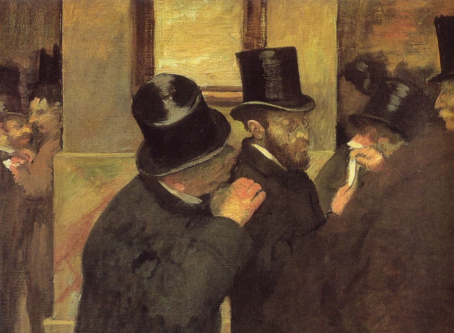 Edgar Degas 1834-1917 | French Impressionist painter