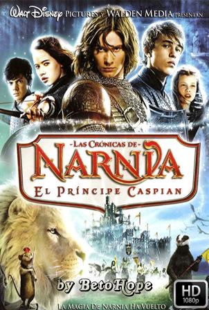 Las Cronicas de Narnia: El Principe Caspian [2008] [Latino-Ingles] HD 1080P  [Google Drive] GloboTV