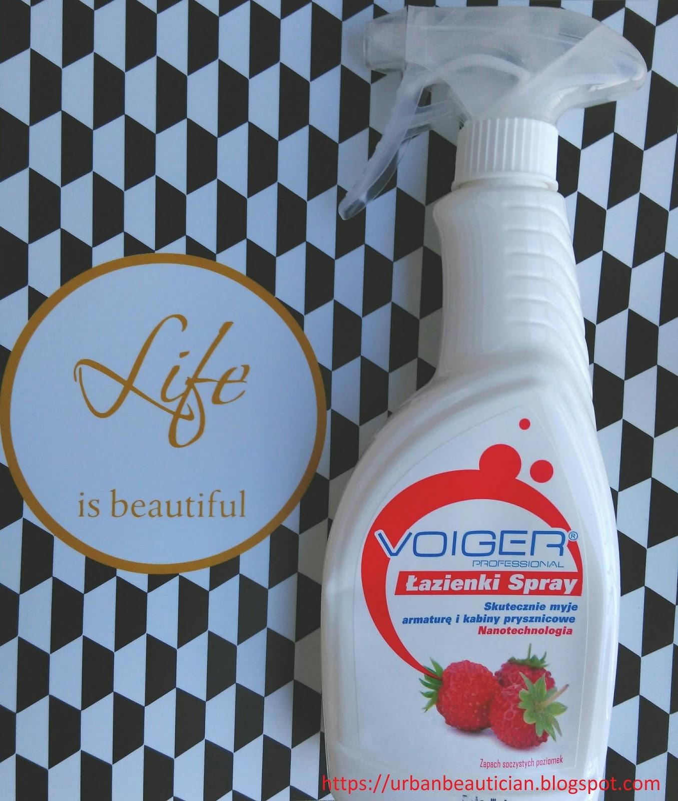 Recenzja Voiger łazienki Spray Voigt Uroda Zblogowani