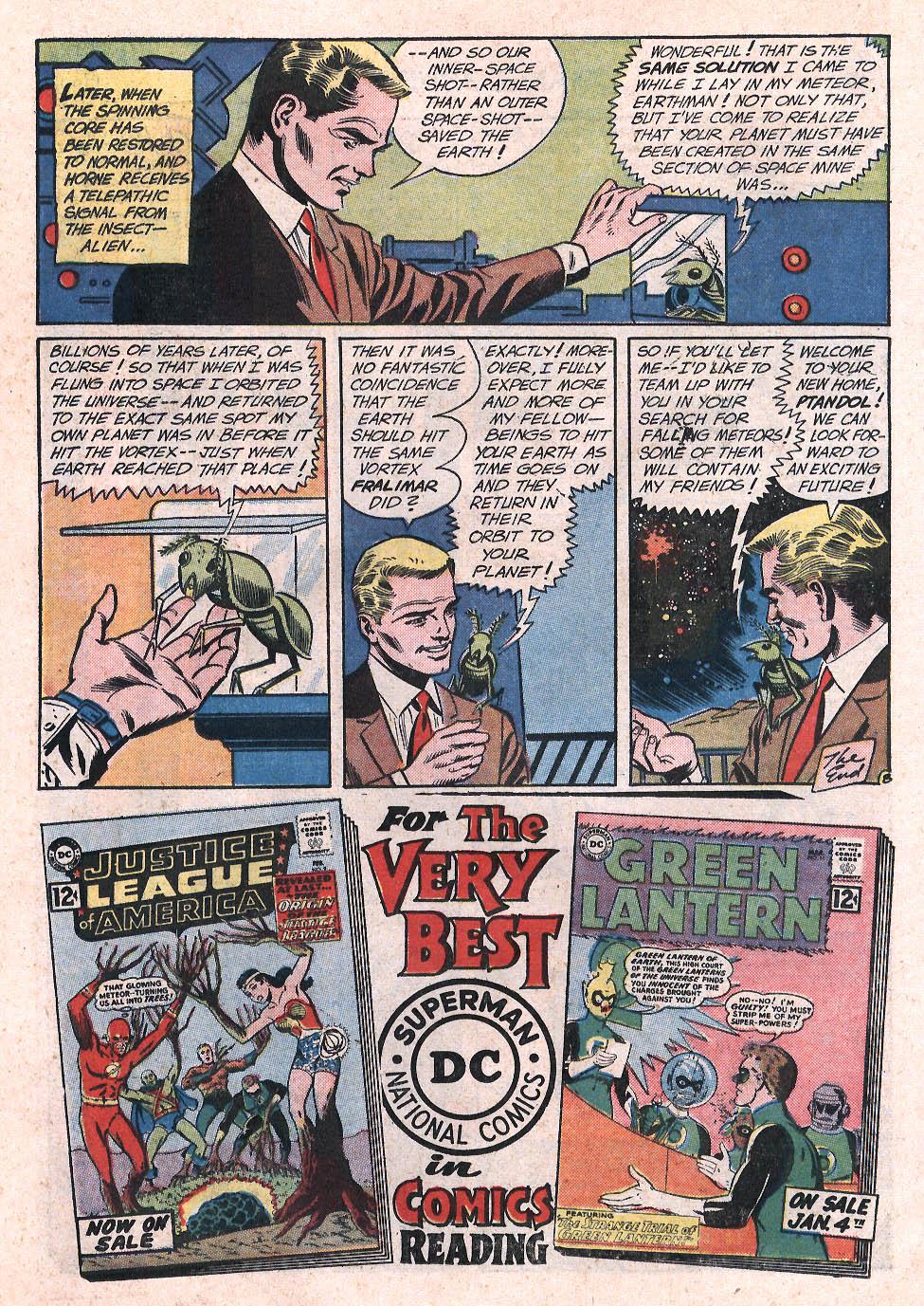 Strange Adventures (1950) issue 137 - Page 22