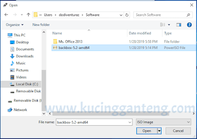 Cara Membuat USB Bootable Linux di Windows