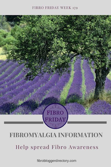 Fibromyalgia link up week 179