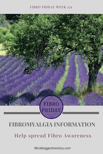 Fibromyalgia link up week 179
