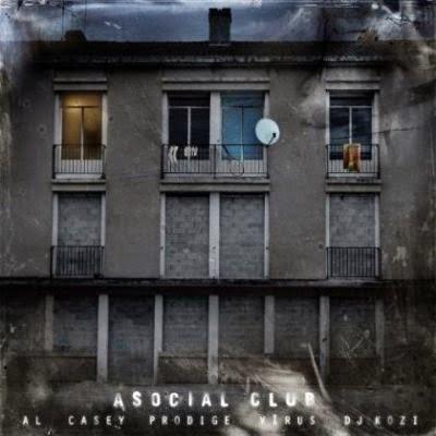 VA - Asocial Club (Toute Entree Est Definitive) (2014)