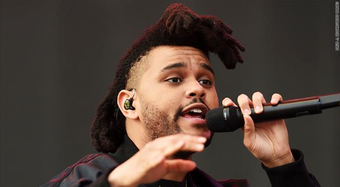 """The Weeknd has just made a substantial donation to the Black Lives Matter Network.  The 26-year-old singer, whose real name is Abel Tesfaye, donated $250,000 to the organization, according to his representatives. In July, he tweeted his support for Black Lives Matter: """"Enough is enough. it's time to stand up for this. we can either sit and watch, or do something about it. the time is now. #blacklivesmatter."""""""