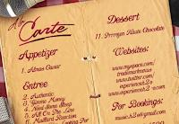 Кулинарный словарь: А , часть 1