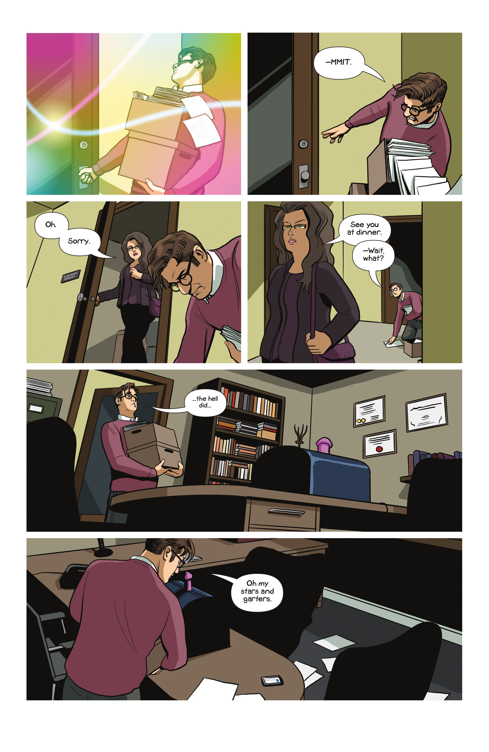 Read online Sex Criminals comic -  Issue #14 - 19