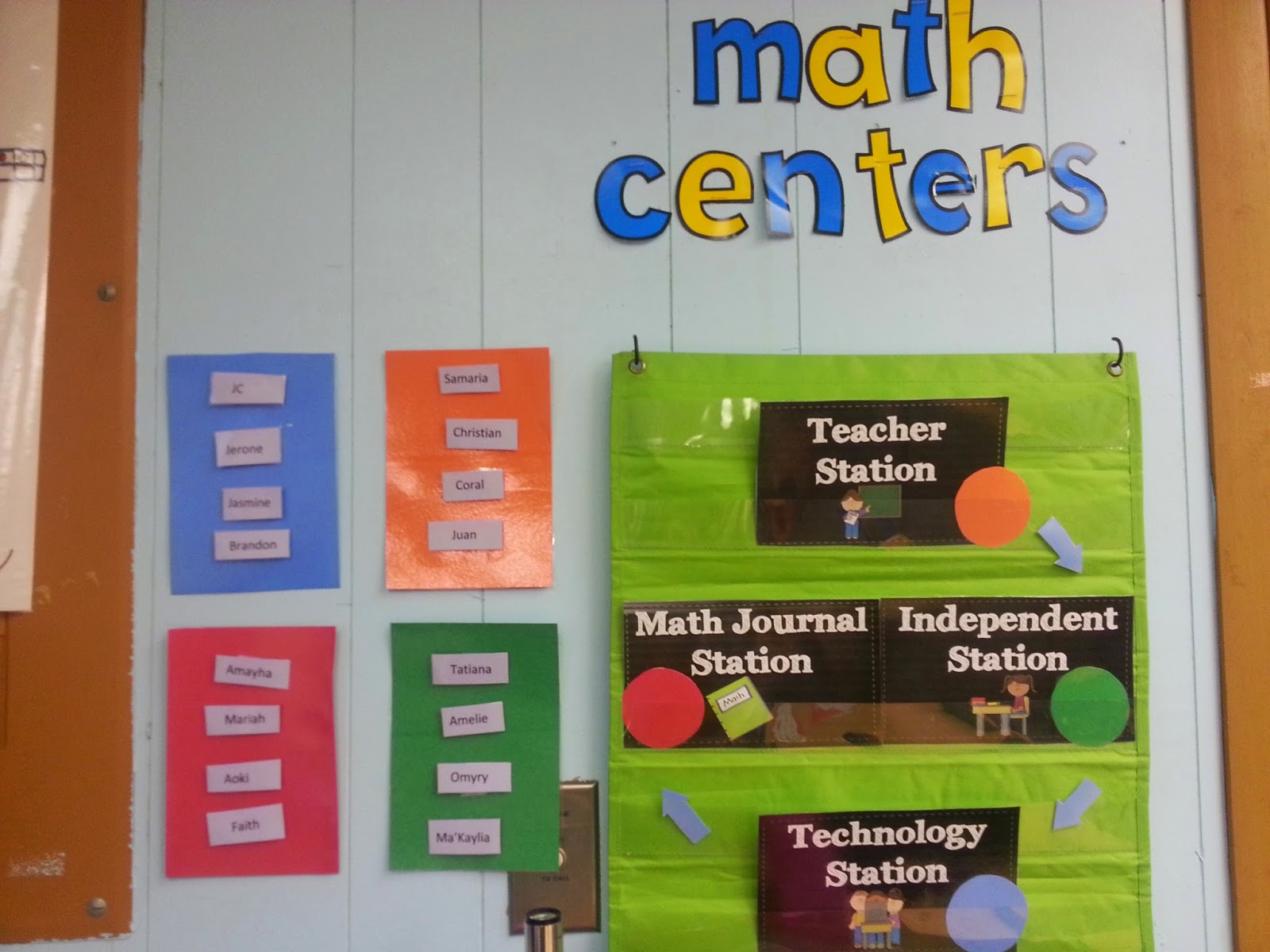 The Power Of Primary Learning Math Block