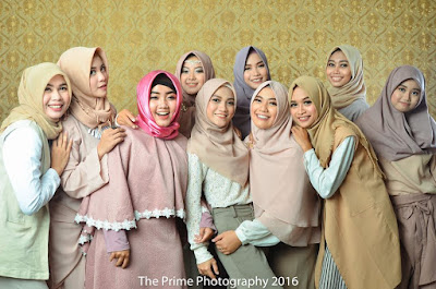 Tren Model Hijab Modern Terkini yang Modis