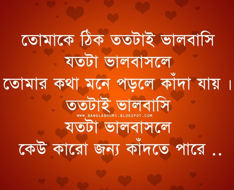 Bengali Sad Whatsapp Status Massage Poetry Collection