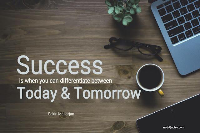 Tomorrow Quotes