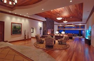 Sala revestimiento techos