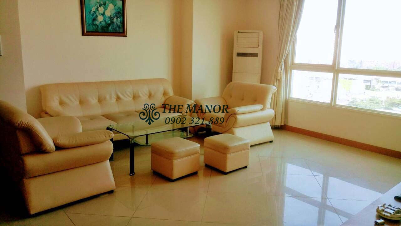The Manor AE 113m2 (2PN-2WC) cần bán giá 4,2tỷ còn thương lượng - hình 3