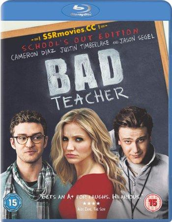 Bad Teacher (2011) UNCUT Dual Audio Hindi 720p BluRay